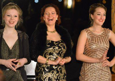 Neujahrs-Konzert Katharina Reimann, Marina Russmann, Kara Bishop