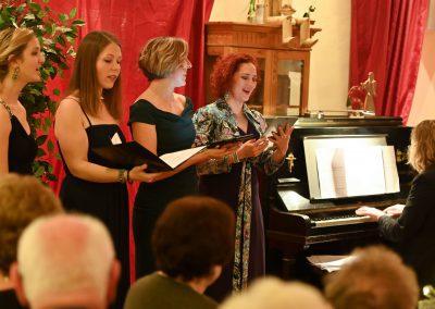 Weihnachten im Weingut Kopp mit Opera et Cetera