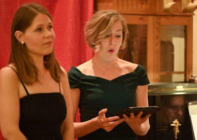 Weihnachten im Weingut Kopp, Opera et Cetera, Hannah Sophie Horras und Liz Magnor