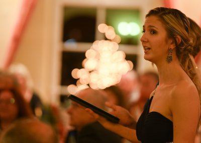 Weihnachten im Weingut Kopp, Opera et Cetera, Megan McGee