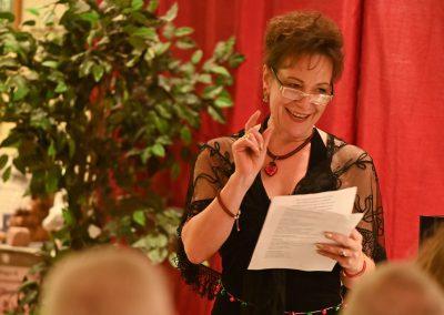 Weihnachten im Weingut Kopp mit Opera et Cetera - Susanne Mehl