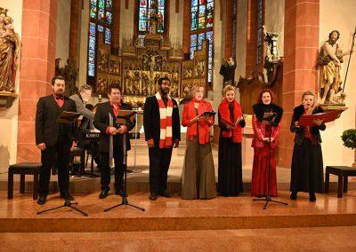 Weihnachtskonzert im Geisenheimer Dom (2)