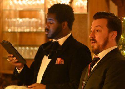 Tyrone und Alex - Opera et Cetera Weingut Leber