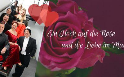 Premiere – Ein Hoch auf die Rosen und die Liebe im Mai