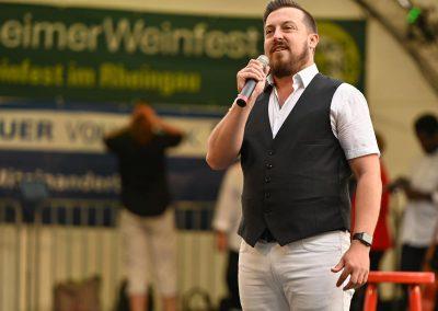 Weinfest Rüdesheim mit Opera et Cetera - Bildrechte Peter Hartmann (2)