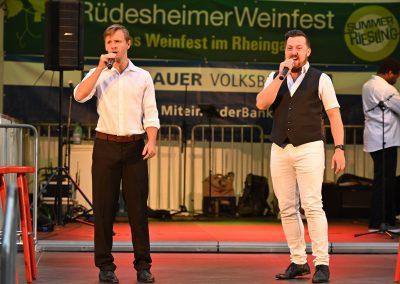 Weinfest Rüdesheim mit Opera et Cetera - Bildrechte Peter Hartmann (6)