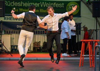 Weinfest Rüdesheim mit Opera et Cetera - Bildrechte Peter Hartmann (8)