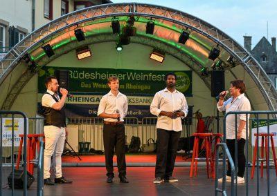 Weinfest Rüdesheim mit Opera et Cetera - Bildrechte Peter Hartmann (9)