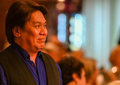 Keith Ikaia-Purdy -künstelerische Leiter - Opera et Cetera Ensemble Mitglieder