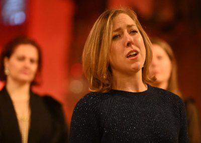 Elizabeth Magnor im Geisenheimer Dom 2019