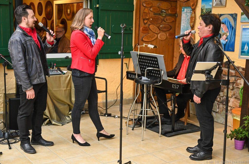 Serata Italiana im Schützenhaus in Kiedrich war ein voller Erfolg