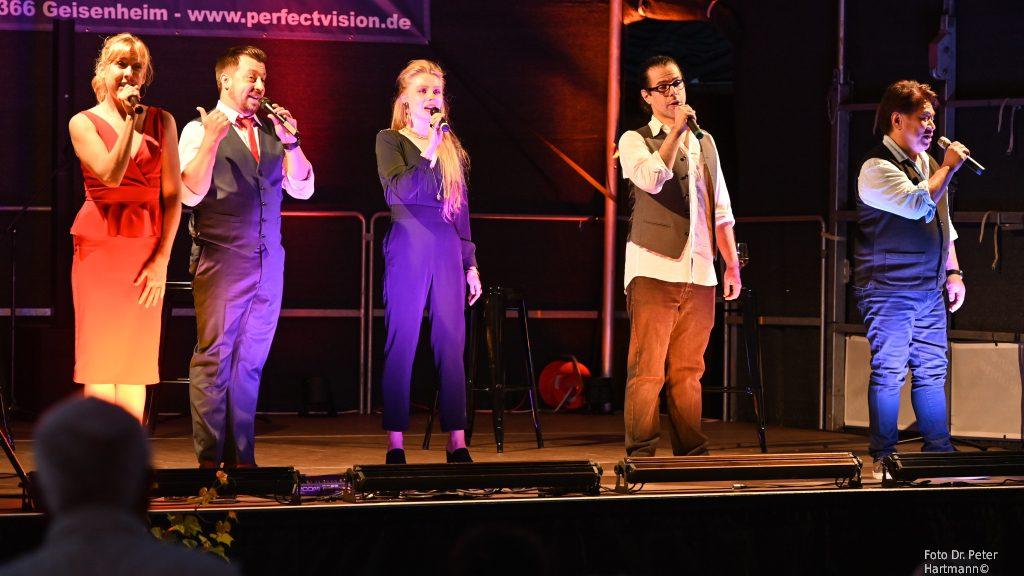 Stimmungsvolles Konzert an der Rüdesheimer Brömserburg